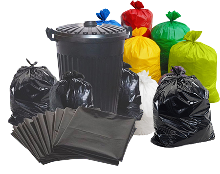 Recycled Garbage Bags